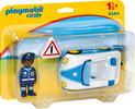 Playmobil Playmobil 9384 1.2.3 Voiture de police 4008789093844