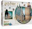 Wrebbit Casse-tête 3D Harry Potter château Poudlard, La Grande salle (850pcs) 665541020148