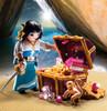 Playmobil Playmobil 9087 Flibustière avec trésor 4008789090874
