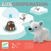 Djeco Little cooperation (fr/en) jeu de coopération 3070900085558