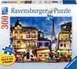 Ravensburger Casse-tête 300 Large magnifique Paris, France 4005556135608