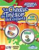 Outset Media Games La chasse au trésor des enfants (fr) 625012611756