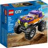 LEGO LEGO 60251 City Le Monster Truck, camion monstre 673419319195