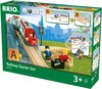 BRIO Train en bois BRIO Circuit en 8 voyageurs 7312350337730