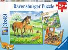 Ravensburger Casse-tête 49x3 Moment câlin 4005556080298