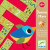 Djeco Domino 1 2 3 ... chiffres (fr/en) 3070900081680