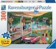 Ravensburger Casse-tête 300 Large Un été au lac 4005556164387