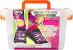 Fashion Angels Fashion Angels Neon Tie Dye Création chaussettes et lacets 787909124432