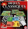Schmidt 100 jeux classiques (fr) dames, yum 4001504882075