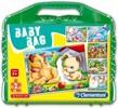 Clementoni Casse-tête 2x6 mamans animaux et petits (baby bag) 8005125097012