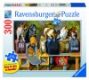 Ravensburger Casse-tête 300 Large le courrier des chats 4005556135622