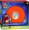 Hedstrom Ballon sensoriel plat Squirmeez orange 033149033653