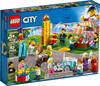 LEGO LEGO 60234 City Ensemble de figurines - Fête foraine 673419304313