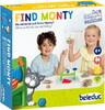 Beleduc Find Monty (fr/en) Il est où le minou? 4014888224119