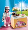 Playmobil Playmobil 9097 Pâtissière avec gâteaux 4008789090973