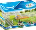Playmobil Playmobil 70348 Extention pour parc animalier (mars 2021) 4008789703484