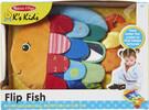 K's Kids Melissa & Doug Poisson d'activités couleurs, sons et textures K's Kids Melissa & Doug 9195 000772191951