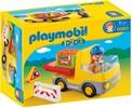 Playmobil Playmobil 6960 1.2.3 Camion benne (mars 2016) 4008789069603