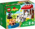 LEGO LEGO 10870 DUPLO Les animaux de la ferme 673419283427
