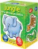 Orchard Toys Casse-tête 2x6 animaux de la jungle 5011863301147