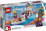 LEGO LEGO 41165 Princesse L'expédition en canot d'Anna, La Reine des neiges 2 (Frozen 2) 673419302852