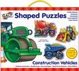 Galt Toys Casse-tête progressif 3-4-5-6 véhicules de construction 5011979518910