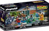 Playmobil Playmobil 70634 Back to the Future - Partie II - Course d'hoverboard (mai 2021) 4008789706348