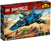 LEGO LEGO 70668 Ninjago Le supersonique de Jay 673419301732