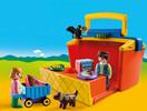 Playmobil Playmobil 9123 1.2.3 Marché transportable 4008789091239