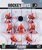 Kaskey Kids Hockey figurines LNH Flyers de Philadelphie (NHL) 807404138403