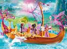 Playmobil Playmobil 9133 Bâteau des fées enchanté 4008789091338