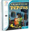 Smart Games En quête de pépites, jeu de voyage magnétique (fr/en) (Gold Mine) 5414301521198