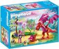 Playmobil Playmobil 9134 Gardienne des fées avec dragons 4008789091345