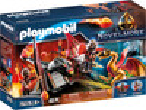 Playmobil Playmobil 70226 Novelmore Burham Raiders et dragon doré 4008789702265