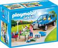 Playmobil Playmobil 9278 Toiletteuse avec véhicule 4008789092786