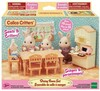 Calico Critters Calico Critters dining room set calico 020373318090