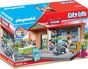 Playmobil Playmobil 70320 Épicerie transportable 4008789703200