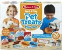 Melissa & Doug Gâteries pour animaux de compagnie, chien et chat en peluche Melissa & Doug 8567 000772185677