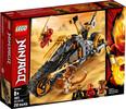 LEGO LEGO 70672 Ninjago La moto tout-terrain de Cole 673419299015
