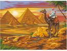 """Reeves Peinture à numéro désert égyptien 16x12"""" 780804855012"""