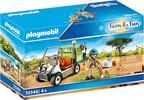 Playmobil Playmobil 70346 Veterinaire et vehicule tout terrain (mai 2021) 4008789703460