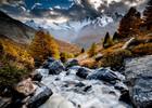 Heye Casse-tête 1000 Alexander von Humboldt - ruisseau de montagne 4001689297121