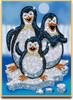 Sequin Paillette Sequin Art manchots (paillettes) 5013634015031