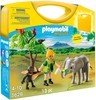 Playmobil Playmobil 5628 Mallette transportable Faune africaine (jan 2015) 4008789056283