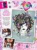 Sequin Paillette Sequin Art Craft Teen la femme aux fleurs (Flower girl) (paillettes) 5013634017196