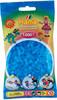 Hama Hama Midi 1000 perles bleu transparent 207-73 028178207731