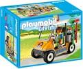 Playmobil Playmobil 6636 Soigneur d'animaux et véhicule (juil 2016) 4008789066367