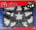 Simba Toys Étoiles, lunes, nuages phosphorescentes 806044004826