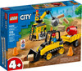 LEGO LEGO 60252 Le chantier de démolition 673419319201