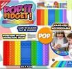 POP-IT POP IT Fidget SERIE #10 Board game 824464106739
